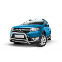 Pare-buffle avec barre transversale Dacia Sandero Stepway (2012 - 2016)