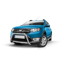 Pare-buffle sans barre transversale Dacia Sandero Stepway (2012 - 2016)