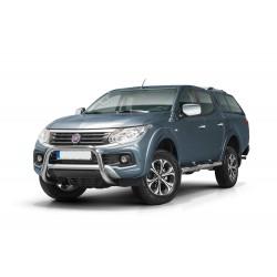Pare-buffle sans barre transversale Fiat Fullback (2015-)