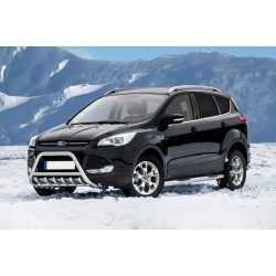 Pare-buffle avec grille Ford Kuga (2012-2017)