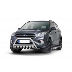 Pare-buffle avec plaque de protection Ford Kuga (2017-)