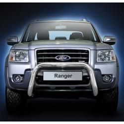 Pare-buffle sans barre transversale Ford Ranger (2007-2012)
