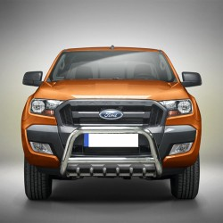 Pare-buffle avec grille Ford Ranger (2016-)