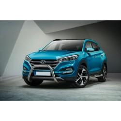 Pare-buffle sans barre transversale Hyundai Tucson (2015 -)