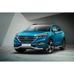 Pare-buffle barre de Spoiler Hyundai Tucson (2015 -)