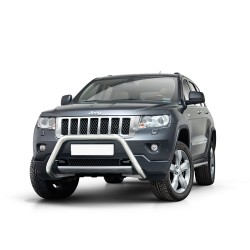 Pare-buffle sans barre transversale Jeep Grand Cherokee (2011-2014)