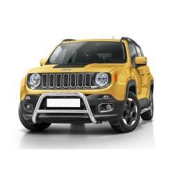 Pare-buffle avec barre transversale Jeep Renegade (2014-)