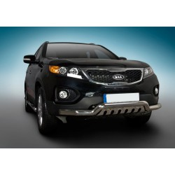 Pare-buffle barre de Spoiler et plaque de protection KIA Sorento (2009-2012)