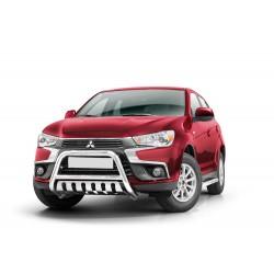 Pare-buffle avec plaque de protection Mitsubishi ASX (2017-)
