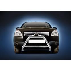 Pare-buffle avec barre transversale Nissan Qashqai (2007-2010)