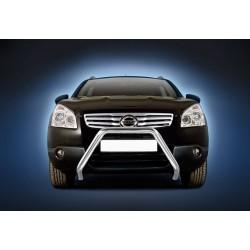 Pare-buffle sans barre transversale Nissan Qashqai (2007-2010)