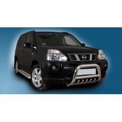 Pare-buffle avec grille Nissan X-Trail (2007-2010)