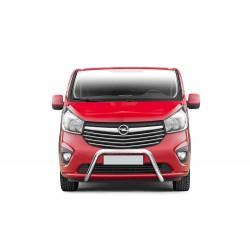 Pare-buffle sans barre transversale Opel Vivaro (2014-)