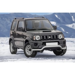 Barre pare-buffle sans plaque de protection Suzuki Jimny (2012 -)