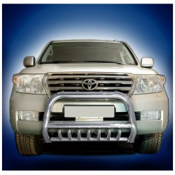 Pare-buffle avec grille Toyota Land Cruiser V8 (2007-2012)