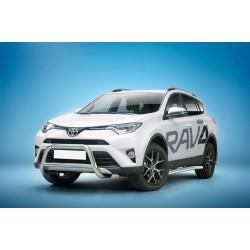 Pare-buffle avec barre transversale Toyota RAV4 (2016-)