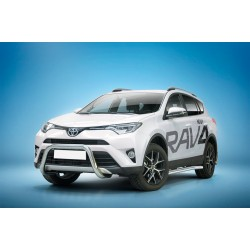 Pare-buffle sans barre transversale Toyota RAV4 (2016-)