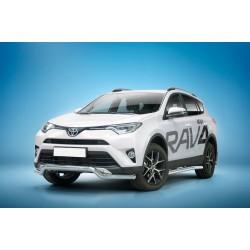 Pare-buffle barre de Spoiler Toyota RAV4 (2016-)