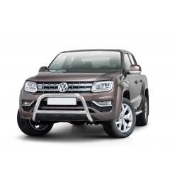 Pare-buffle avec barre transversale Volkswagen Amarok V6 (2016 -)