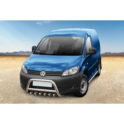 Pare-buffle avec grille Volkswagen Caddy (2010-)