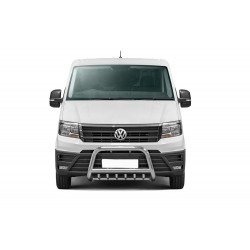 Pare-buffle avec grille Volkswagen Crafter (2017-)