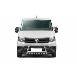 Pare-buffle avec plaque de protection Volkswagen Crafter (2017-)