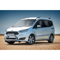 Pare-buffle avec barre transversale Ford Courier (2014 -)