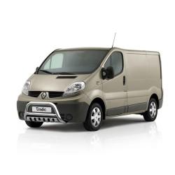 Pare-buffle avec plaque de protection Renault Trafic 2 (2001-2014)