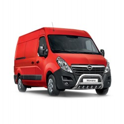 Pare-buffle avec grille Opel Movano (2010-)