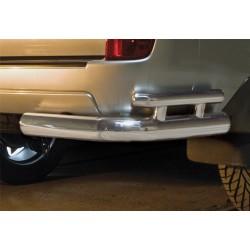 Coins double de protection arrière Toyota Land Cruiser 120 (2003-)