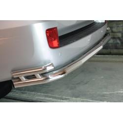 Barre pare buffle arrière Toyota Land Cruiser V8 (2008-2012)