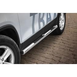 Marchepieds Chevrolet Trax (2013 -) - Latéraux Profilé -