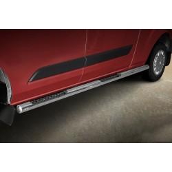 Marchepieds Ford Transit Custom L2 Long (2012 -) - Latéraux Profilé -