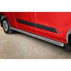Marchepieds Ford Transit Custom L2 Long (2012 -) - Latéraux -