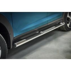 Marchepieds Hyundai Tucson (2015 -) - Latéraux Profilé