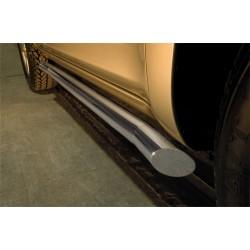 Marchepieds Nissan Pathfinder (2005-2010) - Rond Latéraux -