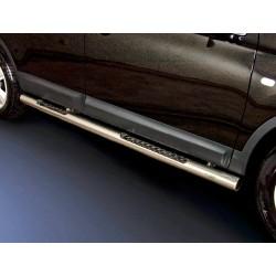 Marchepieds Nissan Qashqai (2007-2010) - Latéraux Profilé -