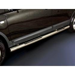 Marchepieds Nissan Qashqai + 2 (2010-2013) - Latéraux Profilé -