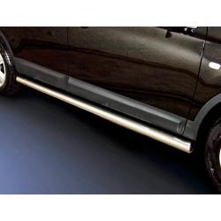 Marchepieds Nissan Qashqai (2010-2013) - Rond Latéraux -