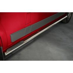 Marchepieds Opel Vivaro (2001-2014) - Latéraux avec revêtement en plastique anti-dérapant -