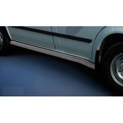 Marchepieds Opel Vivaro (2001-2014) - Rond Latéraux -