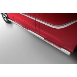 Marchepieds Opel Vivaro L2 Long (2014 -) - Latéraux Profilé sur VIVARO avec un empattement de 3498 mm -
