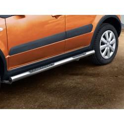 Marchepieds Suzuki SX4 (2006-2013) - Latéraux Profilé -