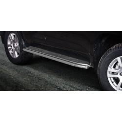Marchepieds Toyota Land Cruiser 150 (2010-2013) - Rond Latéraux -