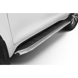 Marchepieds Toyota Land Cruiser 150 (2017-) - Rond Latéraux -