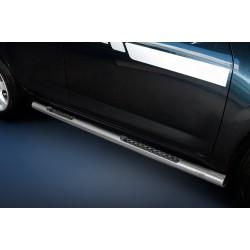 Marchepieds Toyota RAV4 (2010-2013) - Latéraux Profilé -