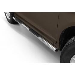 Marchepieds Volvo XC60 (2014-) - Latéraux avec revêtement en plastique anti-dérapant -