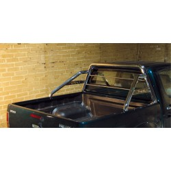 Rollbar Toyota Hilux (2005-2011) - Arceau de benne avec grille -