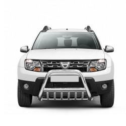Pare-buffle avec grille Dacia Duster (2013-2017)