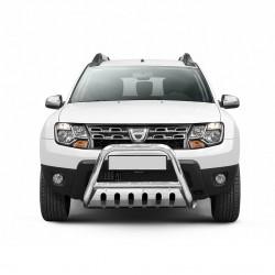 Pare-buffle avec plaque de protection Dacia Duster de 2013 à 2017